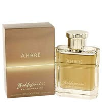 Baldessarini Ambre Men's 3-ounce Eau de Toilette Spray
