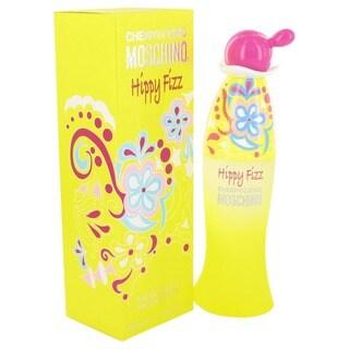 Moschino Hippy Fizz Women's 3.4-ounce Eau de Toilette Spray