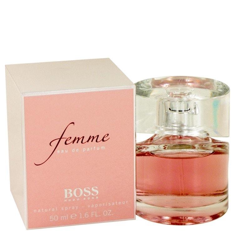 Hugo Boss Femme Women's 1.7-ounce Eau de Parfum Spray (1....
