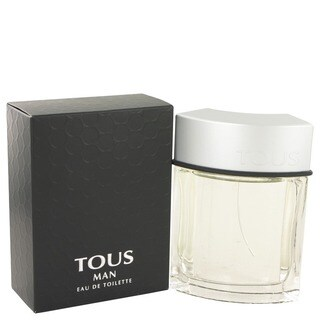 Tous Man 3.4-ounce Eau de Toilette Spray