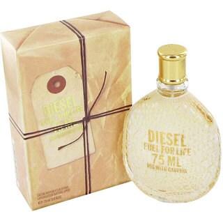 Diesel Fuel For Life Women's 1.7-ounce Eau de Parfum Spray