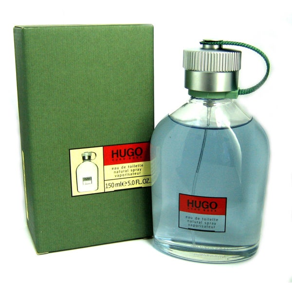Hugo Boss Hugo Men's 5-ounce Eau de Toilette Spray