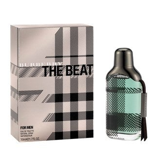 Burberry The Beat Men's 1.7-ounce Eau de Toilette Spray