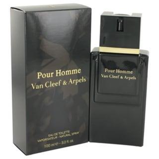 Van Cleef & Arpels Van Cleef Men's 3.4-ounce Eau de Toilette Spray