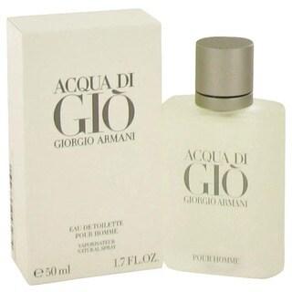 Giorgio Armani Acqua Di Gio Men's 1.7-ounce Eau de Toilette Spray