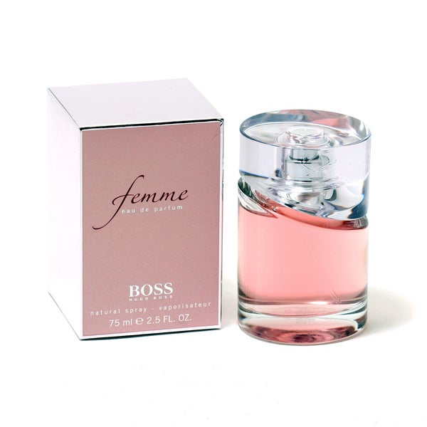 Hugo Boss Femme Women's 2.5-ounce Eau de Parfum Spray