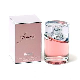 Hugo Boss Femme Women's 2.5-ounce Eau de Parfum Spray