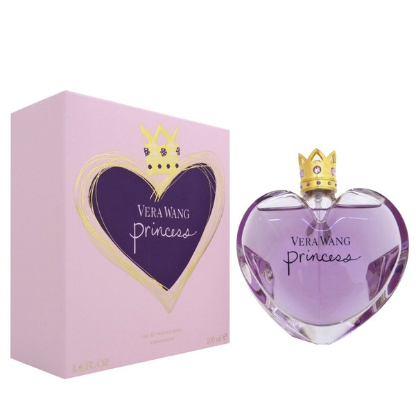 67a752a6b6bb Shop Vera Wang Princess Women s 3.4-ounce Eau de Toilette Spray - Free  Shipping On Orders Over  45 - Overstock - 4255538