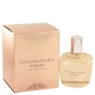 Sean John Unforgivable Woman Women's 2.5-ounce Parfum Spray