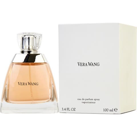 Vera Wang Women's 3.4-ounce Eau de Parfum Spray - White