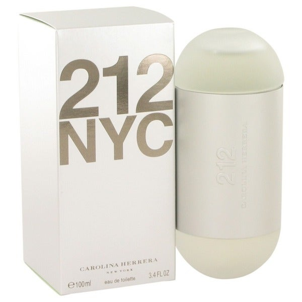 Carolina Herrera 212 Women's 3.4-ounce Eau de Toilette Spray