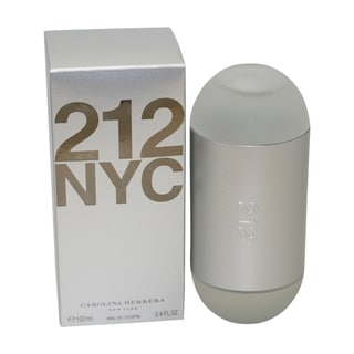Carolina Herrera 212 Women's 3.4-ounce Eau de Toilette Spray