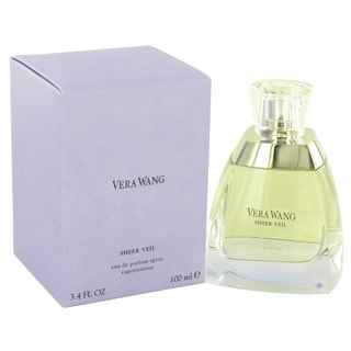 Vera Wang Sheer Veil Women's 3.4-ounce Eau de Parfum Spray