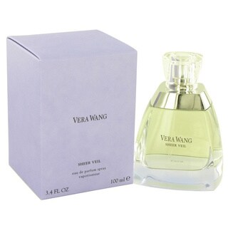 Vera Wang Sheer Veil Women's 3.4-ounce Eau de Parfum Spray