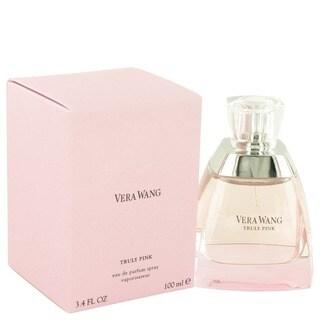 Vera Wang Truly Pink Women's 3.4-ounce Eau de Parfum Spray