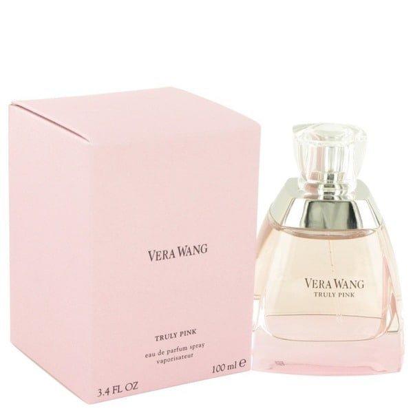 Vera Wang Truly Pink Women's 3.4-ounce Eau de Parfum Spray