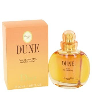 Christian Dior Dune Women's 1-ounce Eau de Toilette Spray|https://ak1.ostkcdn.com/images/products/4255589/P12243044.jpg?impolicy=medium