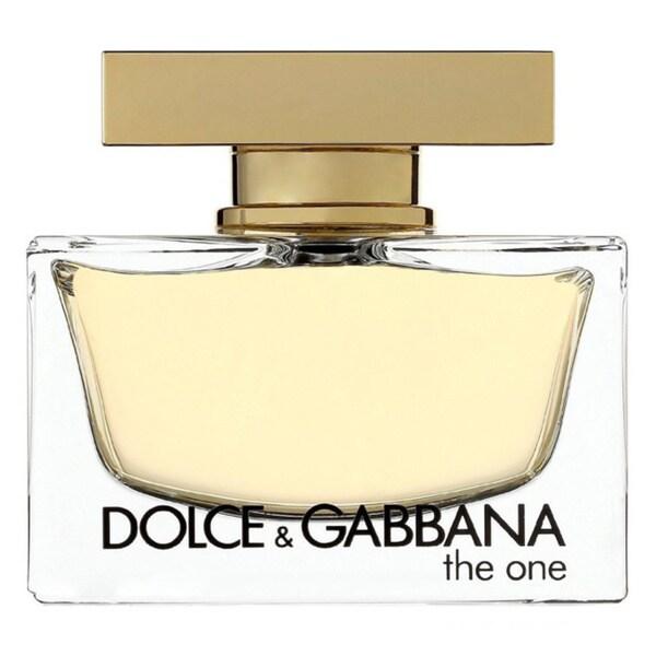 Dolce & Gabbana The One Women's 2.5-ounce Eau de Parfum Spray