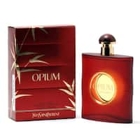 Yves Saint Laurent Opium Women's 3-ounce Oriental Eau de Toilette Spray