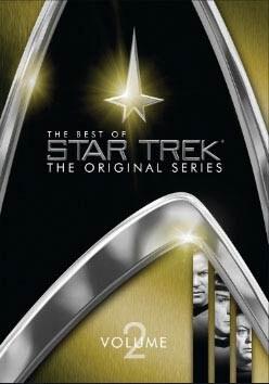 Best Of Star Trek: Original Series Vol. 2 (DVD)