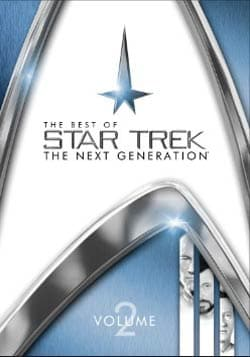 The Best Of Star Trek: The Next Generation Vol. 2 (DVD)