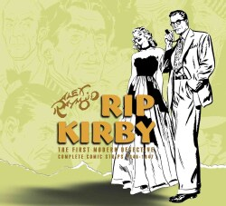 Rip Kirby 2: 1948-1951 (Hardcover)