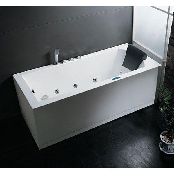 whirlpool tub. Ariel AM154 Caribbean Whirlpool Tub  Free Shipping Today