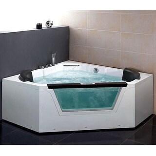 Ariel Mediterranean Whirlpool Tub