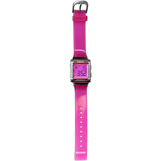 Dakota Women's Digital Sport Jelly Watch
