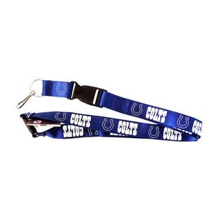 Indianapolis Colts NFL Clip Lanyard Keychain