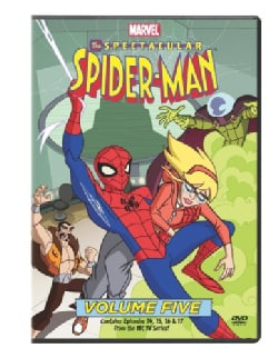The Spectacular Spider-Man Vol 5 (DVD)
