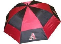 Arizona Diamondbacks Golf Umbrella - Thumbnail 2