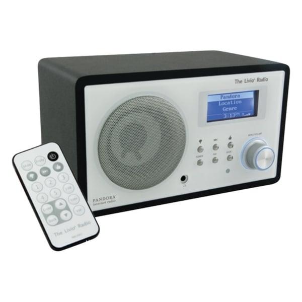 Myine Livio Radio by Pandora LV001 Internet Radio