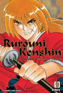 Rurouni Kenshin 9: Toward a New Era VIZBIG Edition Final Volume! (Paperback)