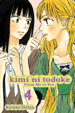 Kimi Ni Todoke 4: From Me to You (Paperback)