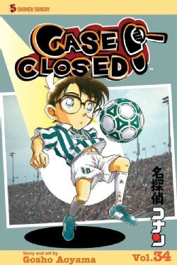 Case Closed 34 (Paperback)