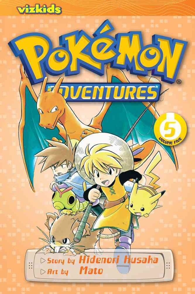 Pokemon Adventures 5 (Paperback)