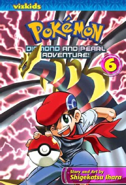 Pokemon Diamond and Pearl Adventure! 6 (Paperback)