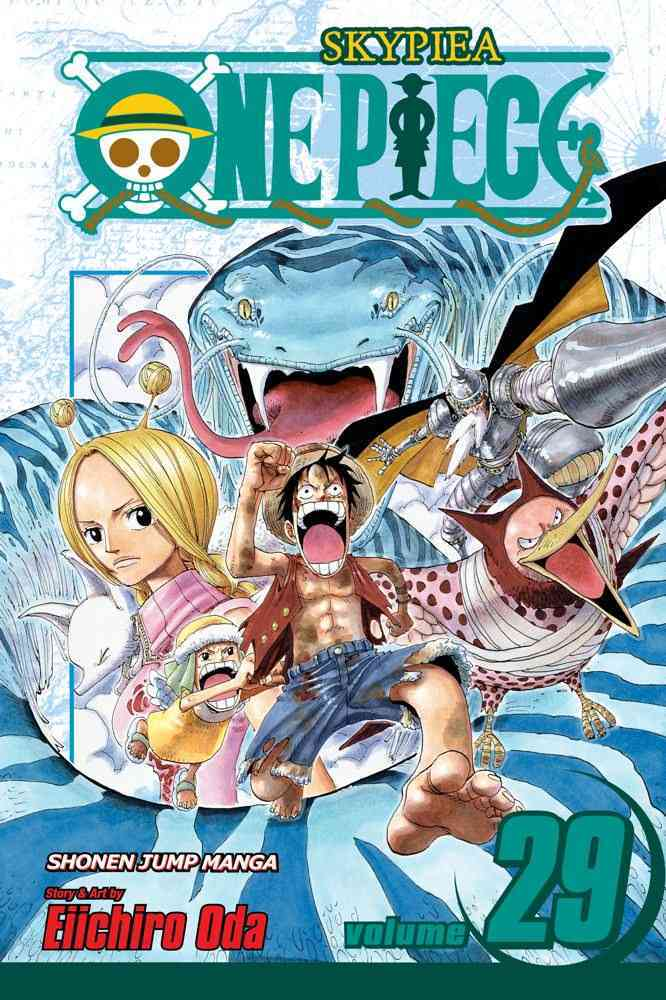 One Piece 29: Oratorio (Paperback)