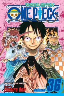 One Piece 36: The Ninth Justice (Paperback)