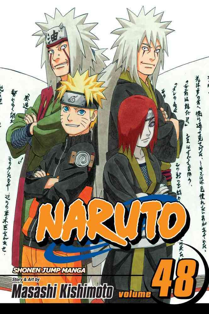 Naruto 48: The Cheering Village (Paperback)