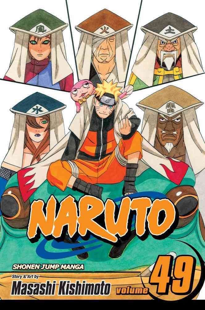 Naruto 49 (Paperback)
