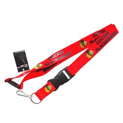 Chicago Blackhawks Lanyard - Thumbnail 0