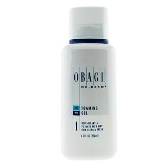 Obagi Nu-Derm 6.7-ounce Foaming Gel Cleanser