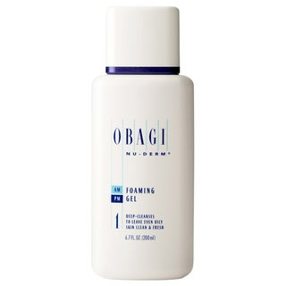 Obagi Nu-Derm 6.7-ounce Foaming Gel Cleanser
