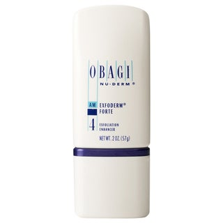 Link to Obagi Nu-Derm 2-ounce Exfoderm Forte Exfoliant Similar Items in Skin Care