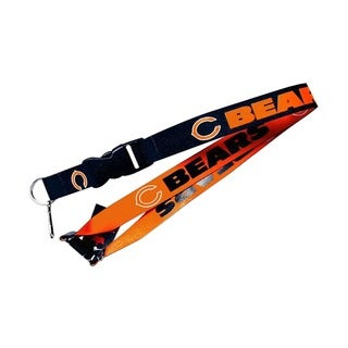 Chicago Bears Clip Lanyard