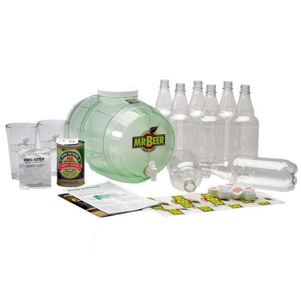 Mr. Beer Hard Cider Brew Kit