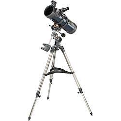 Celestron AstroMaster 114mm Newtonian Reflector Telescope|https://ak1.ostkcdn.com/images/products/4265250/Celestron-AstroMaster-114mm-Newtonian-Reflector-Telescope-P12250932.jpg?impolicy=medium
