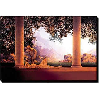 Maxfield Parrish 'Daybreak' Gallery-wrapped Canvas Art